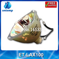 Original bare projector lamp bulb ET-LAX100 for PT-AX100 PT-AX100E PT-AX200 PT-AX200E PT-AX200U