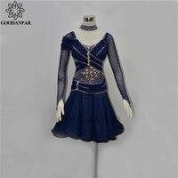 Hot sale Rumba Jive Chacha Latin Dance Dress Girls Women Latin dance dress salsa dress