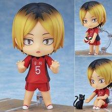 hot Haikyuu Action Figure Kozume Kenma  605# 10CM kozumekenma Model Toy Doll Volleyball