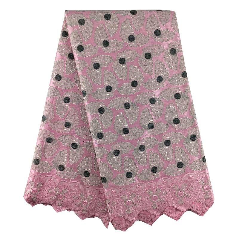 Afryki koronki tkaniny 082 różowy koronka wysokiej jakości kobiet szwajcarski koronkowy woal w Szwajcarii wysokiej jakości najnowsze koronki afrykańskie 2019 w Koronka od Dom i ogród na  Grupa 1