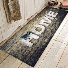Door Entrance Mat Floor Mat Kitchen Carpet Long Non-Slip Floor