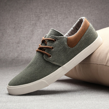 Vintage New Spring Breathable Mens Casual Shoes