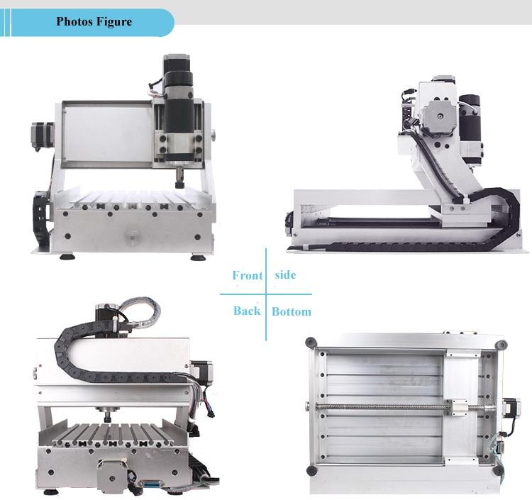 دستگاه روتر چین 30nc 3040 mini cnc دستگاه برش نجاری