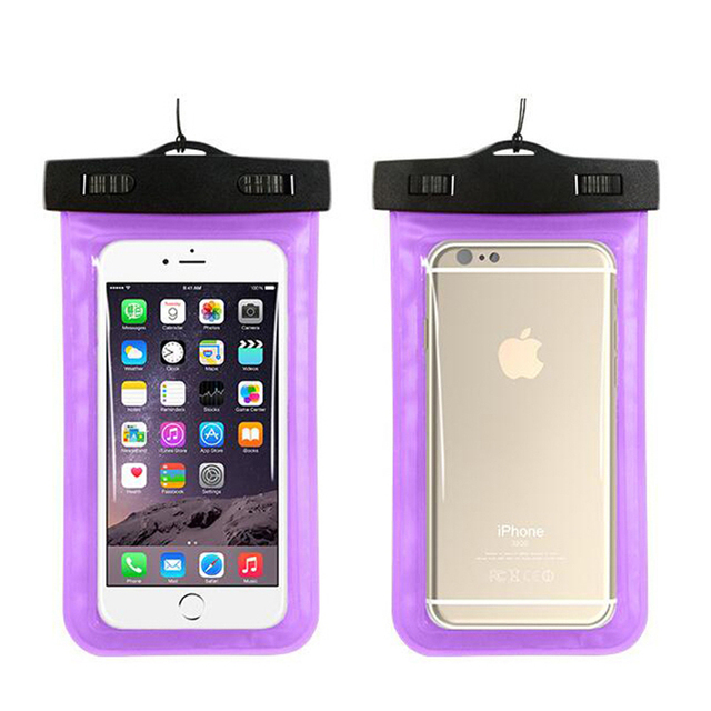 Waterproof Phone Bag For HTC One A9 M9+ One ME M8s E9 E9+ One M8 Eye E8 One Remix Underwater Case Touch Screen Sealing PVC Pouch