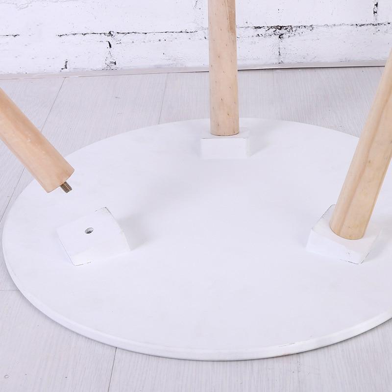 Marmer Tafelblad Rond.Kopen Goedkoop Imitatie Marmer Massief Houten Kleine Thee Tafel
