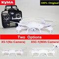 Syma X5C-1 ( versión de actualización Syma x5c ) Quadcopter Drone con la cámara o Syma X5-1 ( actualización Syma x5 ) rc helicóptero sin cámara