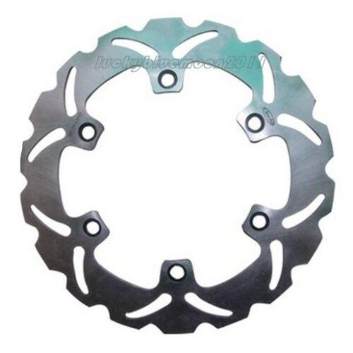 Motorcycle Rear Brake Disc Rotor Case for YAMAHA YZ & WR 125 250 WR F & YZ F 250 450 WR F426