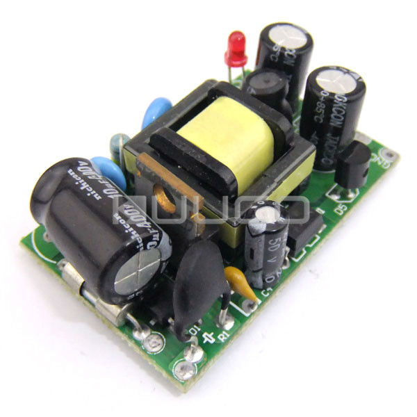 5 PCS/LOT AC to DC Power Converter/Adapter AC 90V~240 110V 220V to DC 12V 800mA 9.6W Switching Power Supply 5 pcs lot power adapter ac 110v 220v 90 240v to dc 24v 5v dual output switching power supply 17w step down voltage regulator