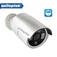 HD 1 0MP 2MP CCTV AHD Camera Outdoor IP66 Waterproof 3Pcs Array IR LED Bullet Camera