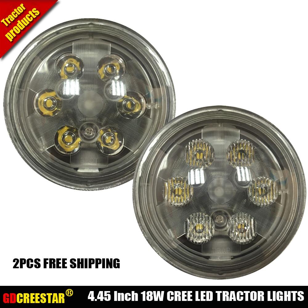 Us 659 Par36 Led światła Robocze Led Ciągnik światła 12 V 24 V Rolnictwo Przemysłowe światło Przednie Na Zewnątrz Oświetlenie Ogrodowe Led Ciągnik