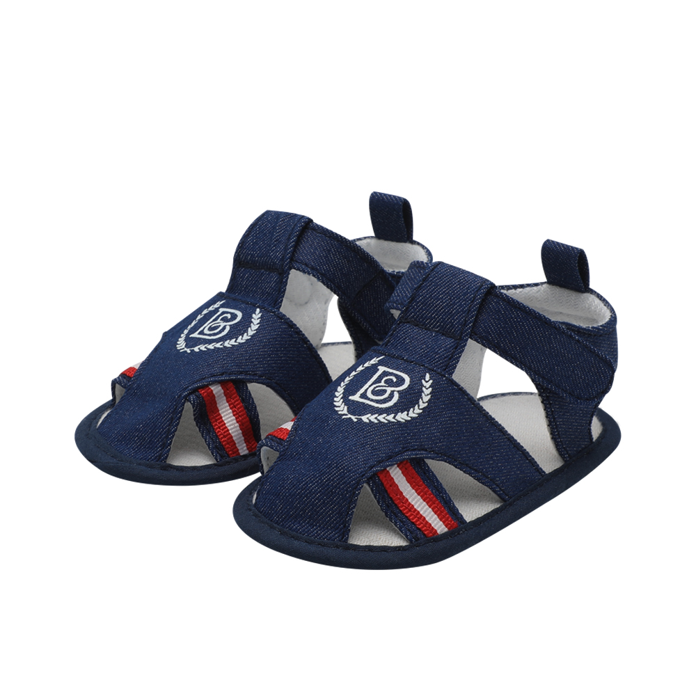 Newborn Baby Sandals Baby Boy Shoes Classic PU Leather Fashion Baby Boy Sandals Breathable Casual Baby Boy Sandals