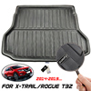 For Nissan X-Trail Rogue XTrail T32 2014 - 2019 Rear Boot Liner Trunk Cargo Mat Tray Floor Carpet Protector 2015 2016 2017 2018 discount