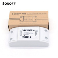 Sonoff 433Mhz RF WiFi Wireless Smart Switch Home With RF Receiver Remote Control Smart Timing Switch
