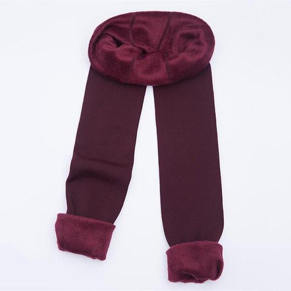 Thick Velvet Leggings