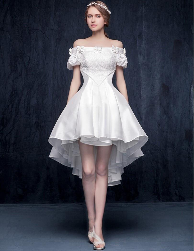 Elegant White Dresses Ejn Dress