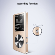 """DOITOP 8GB Stereo Music Audio Walkman Long Standby MP3 Video Player with FM Record TF 1.8"""" Sport HIFI Lossless Sound MP3 Player"""