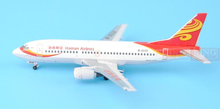 Aeroclassics Hainan Airlines B-2112 1:400 B737-300 commercial jetliners plane model hobby