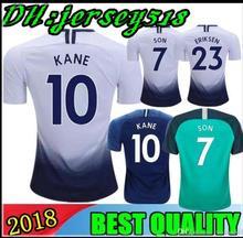 aa35ca50d07 2018 2019 Tottenhames shirt KANE Home away 18 19 LAMELA ERIKSEN DELE SON  Away bluel shirt