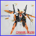 FÃS MODELO INSTOCK HOBBY-STAR hg 1/144 GUNDAM Harute MODELO OO Gundam Montagem final batalha ver brinquedo figura de ação
