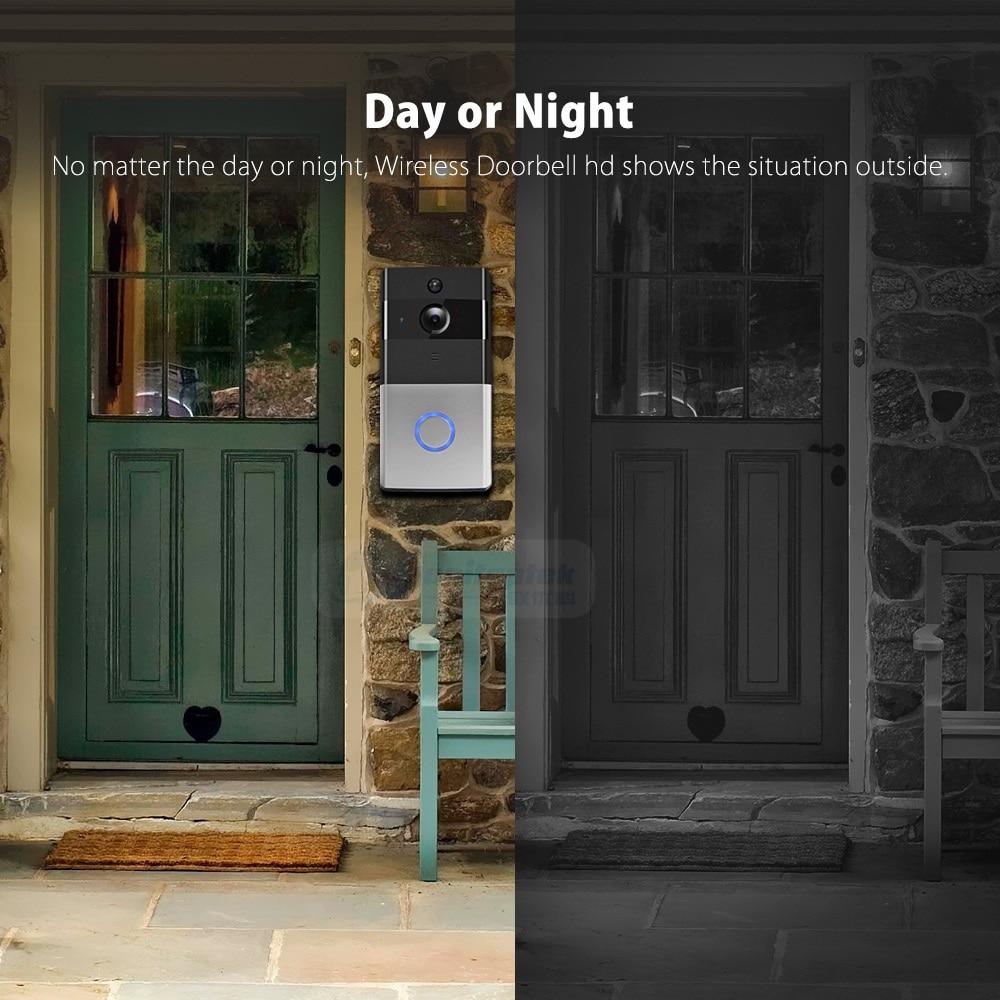 07 Wi-Fi Doorbell