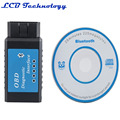 F1 ELM327 Bluetooth OBD2 OBDII Авто Диагностический Сканер Адаптер Инструмент Для DOS И Windows