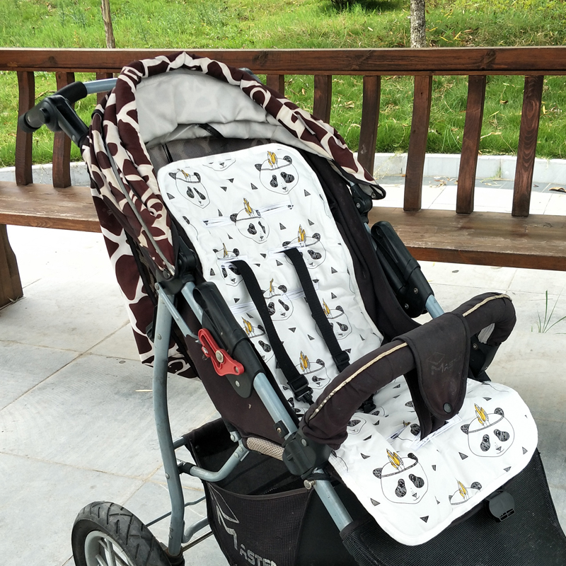 Hot Baby Stroller Accessories Cotton Diapers Changing Nappy Pad Seat Carriages/Pram/Buggy/Car General Mat for Newborns Unisex