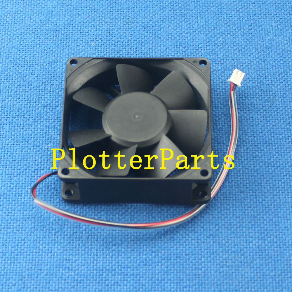 Q6677-67012 Power fan assembly HP DesignJet T1120 T1300 T2300 T620 T790 Z3200 plotter parts Original New cr647 67004 ink tubes system for hp designjet t790 24 sv plotter parts original new