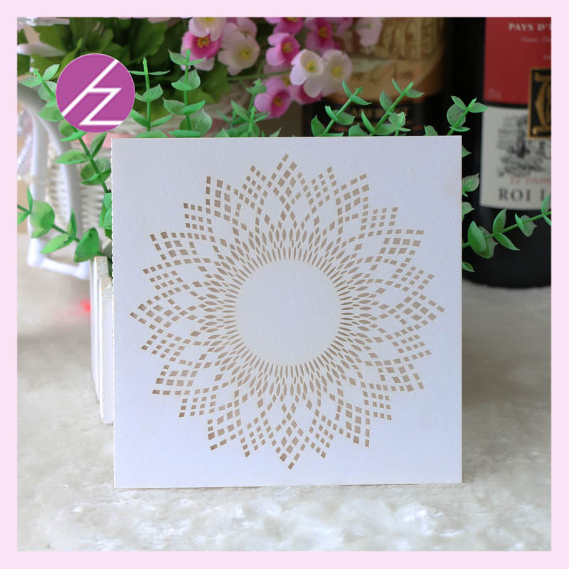 Personalise party decoration supply Laser cut Classic Style ...