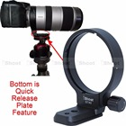 Lens Collar Support Tripod Mount Ring for Sony 70-400mm F4-5.6 G SSM (SAL70400G)