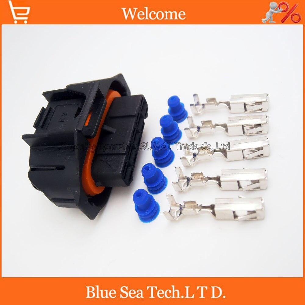 e-Serie BLUE SEA 350A 2-poliger Batterie Hauptschalter