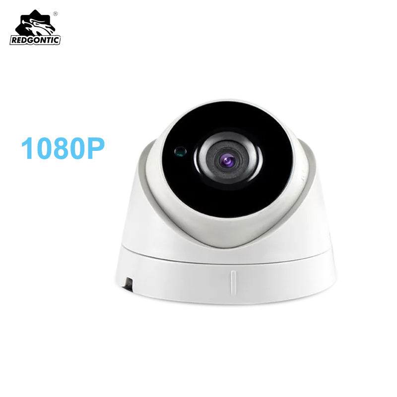Wifi IP Camera 1080P Wireless CCTV Dome Camera P2P Indoor Outdoor Camera With Micro SD Card Slot IP Camara Wi-fi VandalproofWifi IP Camera 1080P Wireless CCTV Dome Camera P2P Indoor Outdoor Camera With Micro SD Card Slot IP Camara Wi-fi Vandalproof