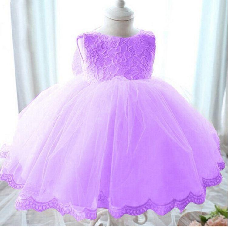 Vestido De Niñas Para Boda Y Fiesta Vestido De Verano Infantil 1 2 3 4 5 6 Años Vestidos De Bebé Tutú Bonito Vestidos Formales Para Niñas