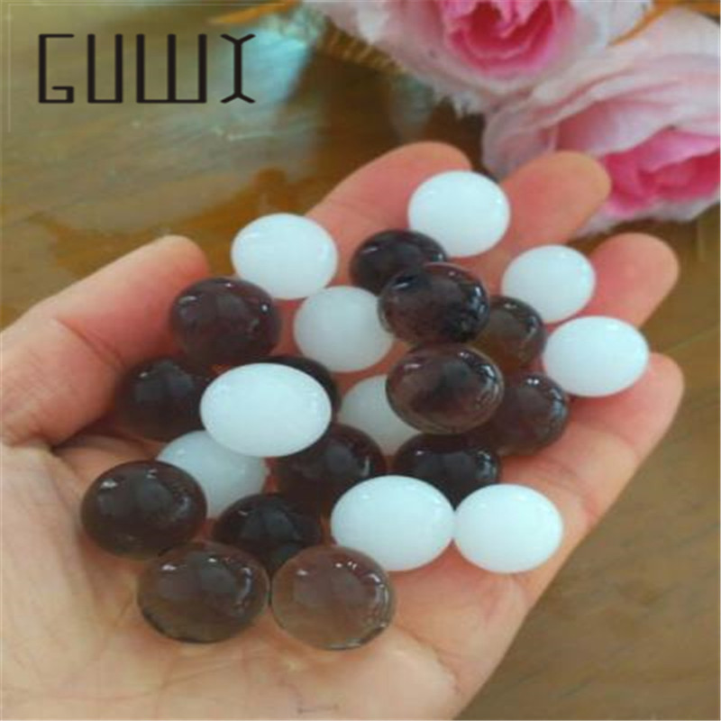 1000 PCS all sorts of Color Bonsai Crystal mud samples jelly bead vase decoration soilless Cultivation Crystal soil
