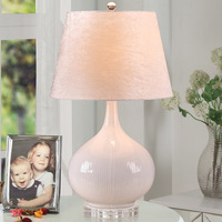 TUDA Table Lamp Chinese Ceramic Table Lamp For Bedroom The Head Of A Bed Nightstand Creative