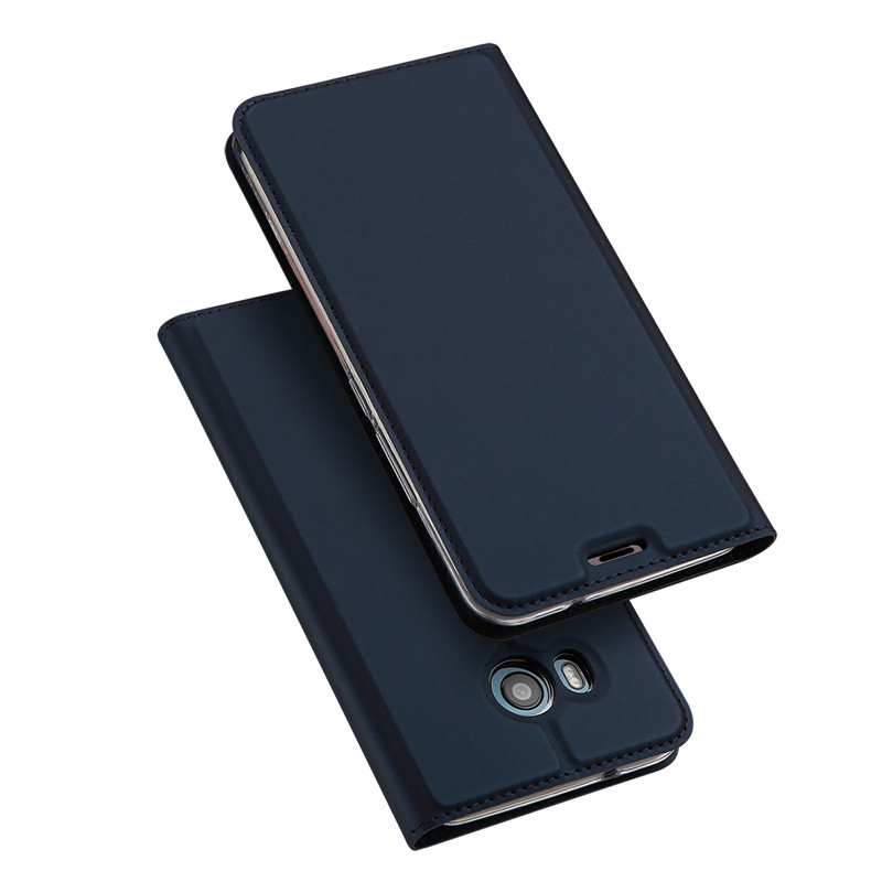 Flip Cover For HTC U11 Case Luxury PU Leather Card Slot Stand Wallet Housing For HTC U11 U12 Plus Life Phone Cases