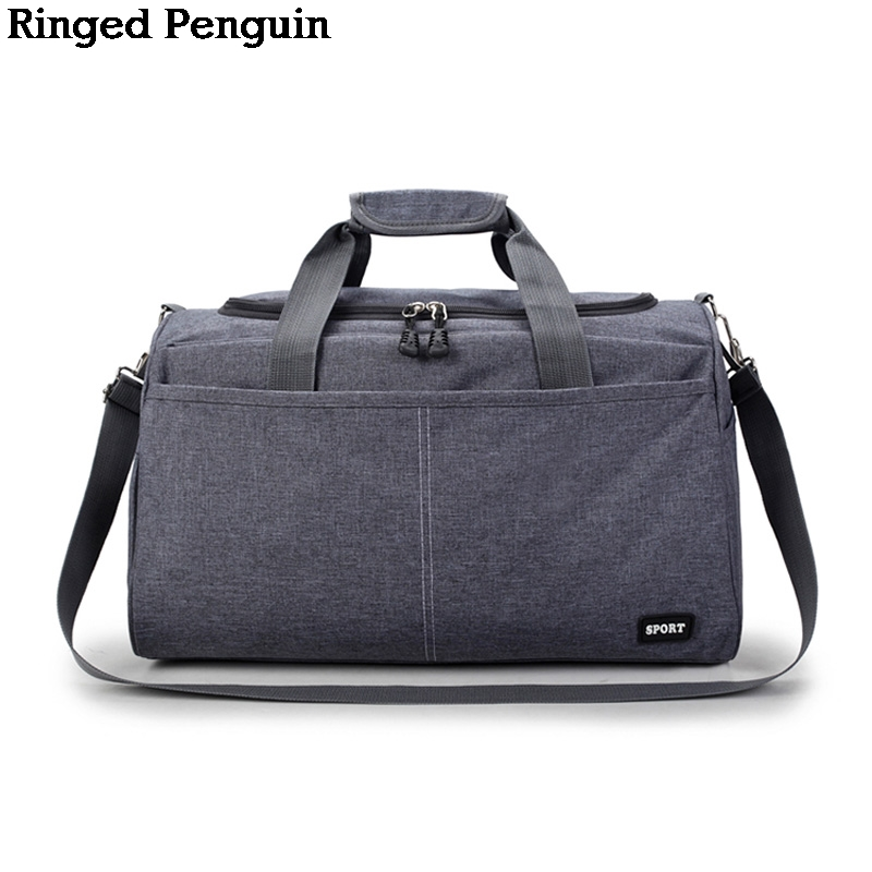 Men Travel Bag Large Capacity Carry On Luggage Bag Oxford Travel Duffle Handbag Overnight Weekend Bag Women Travel Tote