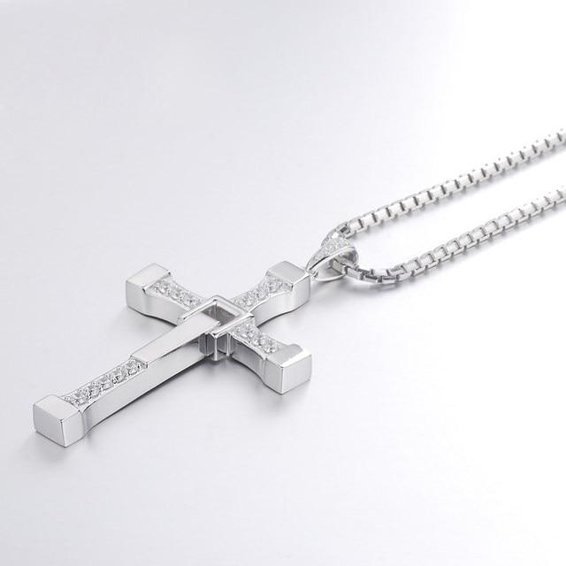 Online shop super fashion special design cross pendant jewelry super fashion special design cross pendant jewelry silver plated jesus pendant necklace fast furious aloadofball Choice Image