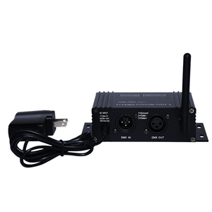 Image 3 - Mini 2.4G Wireless Dmx 512 Controller Console LCD Transmitter Receiver For Dj Disco Stage Professional Lighting Equipment