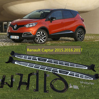 Car Running Boards Auto Side Step Bar Pedals For Renault Captur 2015 2016 Brand New Original