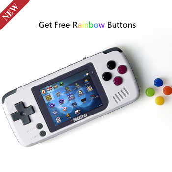 PocketGo V1.3 CFW, Retro Game Console, Handheld game players,Video game console.  Portable Mini Handheld Console,1000mAh Battery - DISCOUNT ITEM  35% OFF All Category