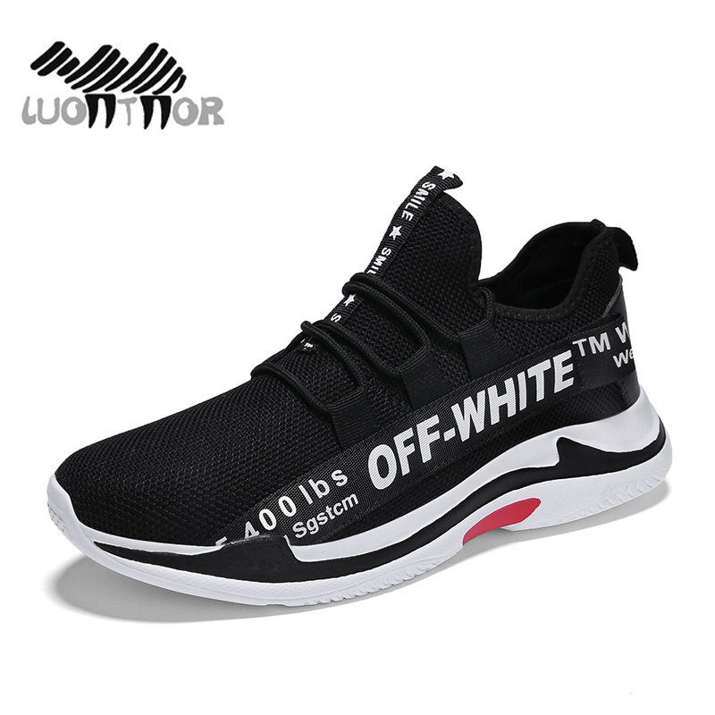 Running Shoes Men Summer Breathable Women Athletic Shoes Trainer Sport Shoes Mesh (Air Mesh) Men Shoes Jogging Large Size 47 48