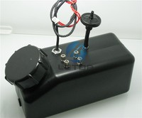 Uv Ink Tank With Ink Filter Level sensor For Uv Solvent Printer