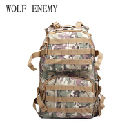 Assault Pack Military Tactical MOD Molle Backpack Outdoors Durable Travel Bag Equipment