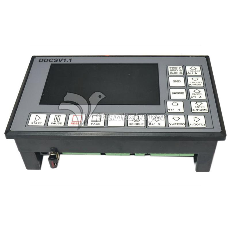Ddcsv1 0 500khz cnc 3 axis engraving machine controller for Stepper motor control system
