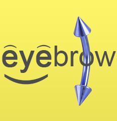 Eyebrow-Piercing-jewelry