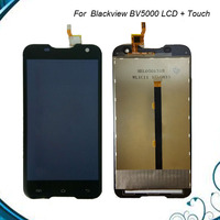 100 Tested 5 0 Inch For Blackview BV5000 LCD Display Touch Screen Panel Digital Replacement Parts