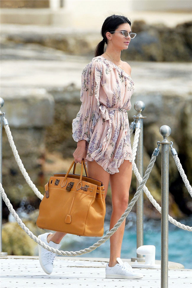 d4548aec50 Women Folly Whimsy Playsuit Nude Floral Silk One shoulder Playsuit With  Ruffles Rompers-in Rompers from Women s Clothing on Aliexpress.com