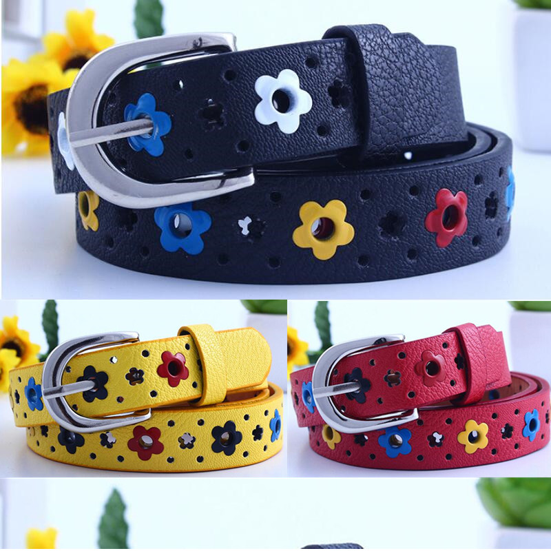 Children's   Belt   designer 2019 hot fashion Kids Classic Boys Girls Leisure   Belts   Waist   Belt   For Boys/Girls Waistband Unisex
