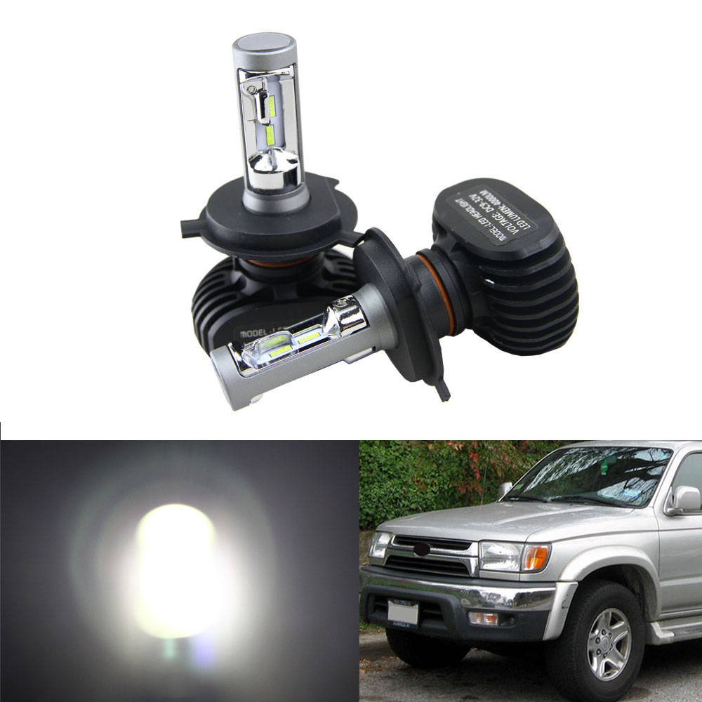 Toyota Previa Super White Xenon HID Upgrade Parking Beam Side Light Bulbs