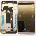 For HTC Desire E9S LCD DIsplay  Touch Screen Digitizer Frame Cover Assembly   original